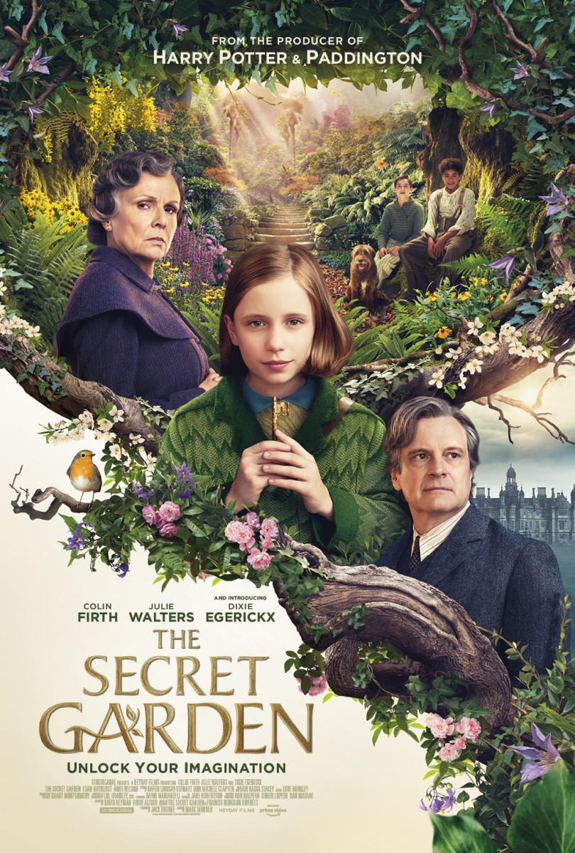 The Secret Garden gets a new trailer and poster