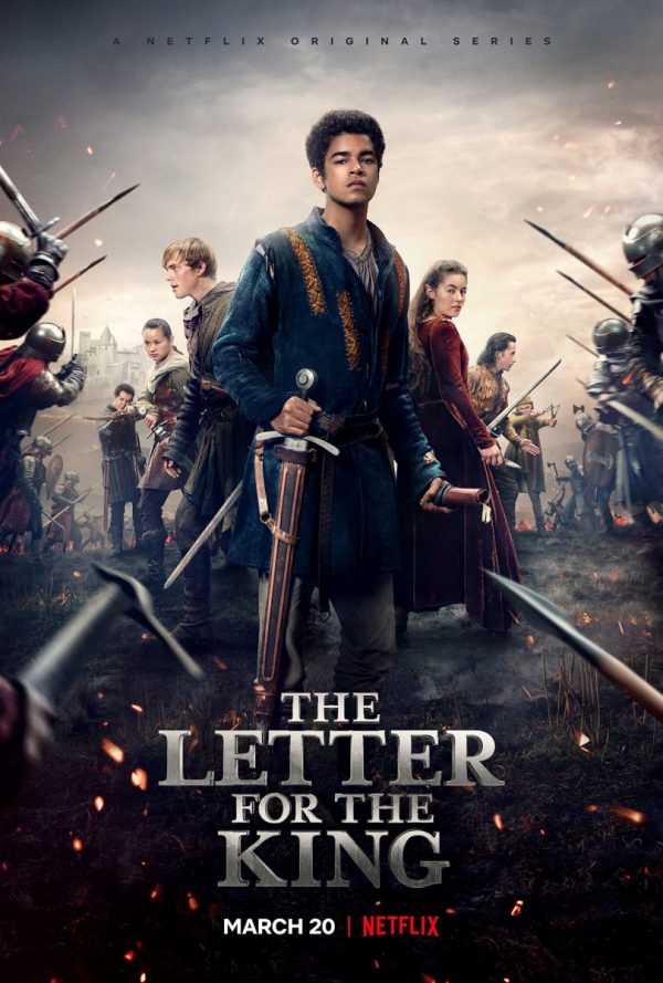 Netflix fantasy series The Letter for the King gets a poster and ...
