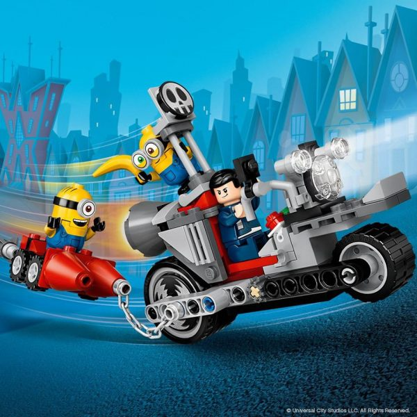 Lego Unveils Minions The Rise Of Gru Tie In Sets