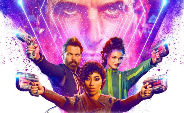Syfy's 'violent, snarky space opera' series Vagrant Queen gets a trailer and poster