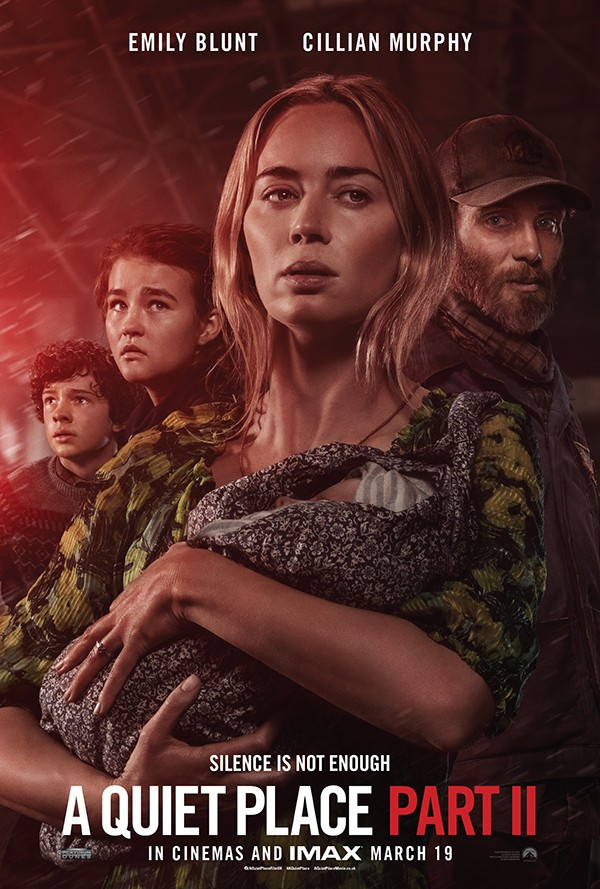 A Quiet Place Part II gets a new poster