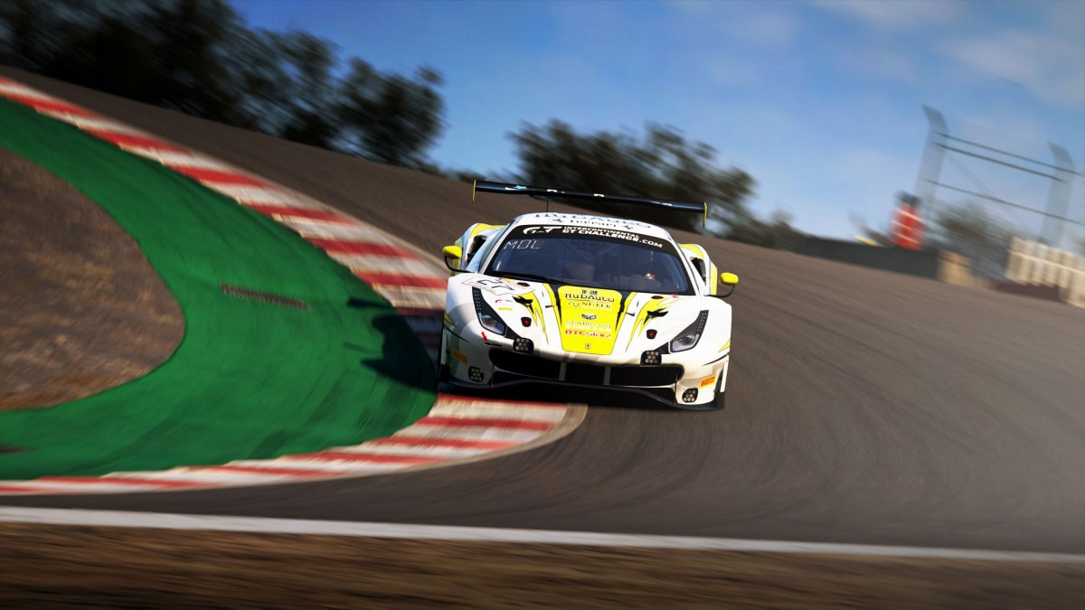 The Intercontinental GT Pack DLC arrives on Steam for Assetto Corsa Competizione
