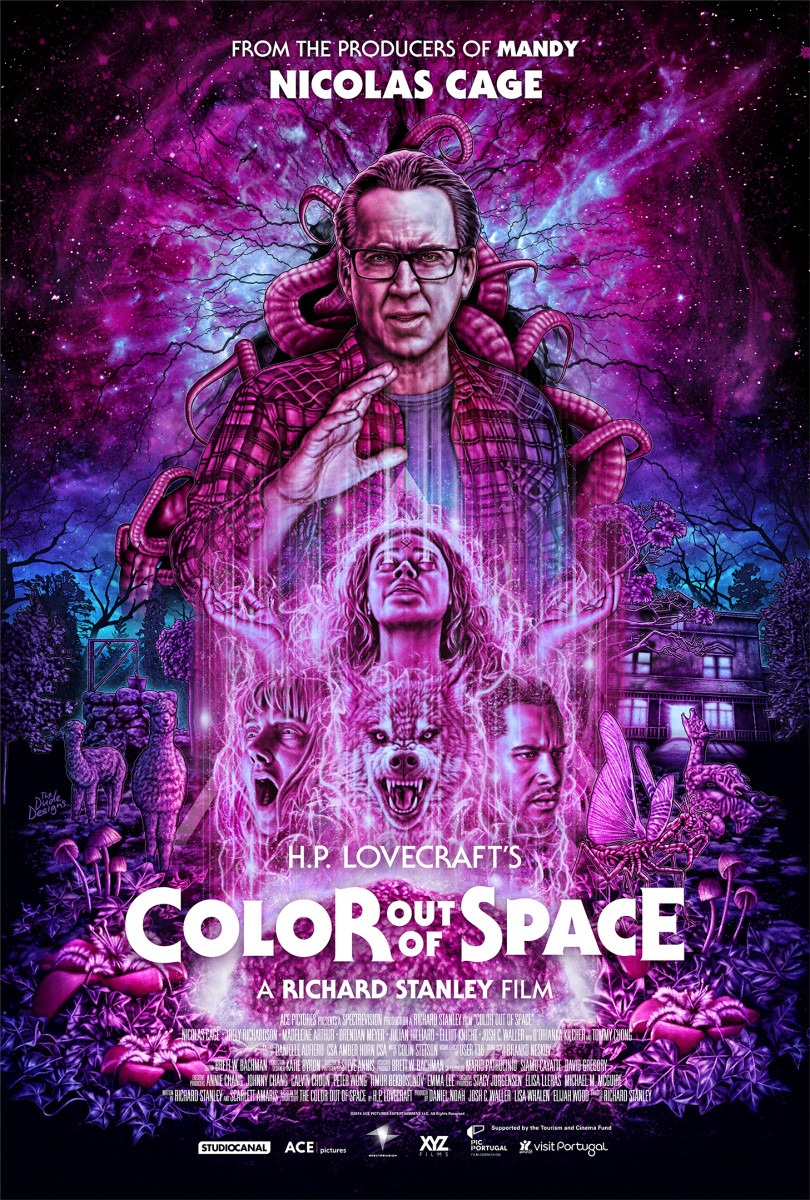 Movie Review - Color Out of Space (2019)