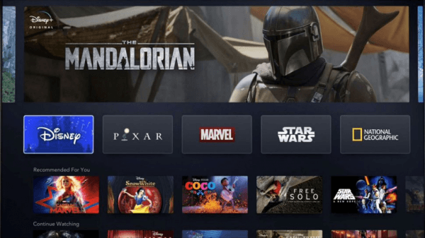 Disney+ content to be different in the UK, The Mandalorian will release weekly