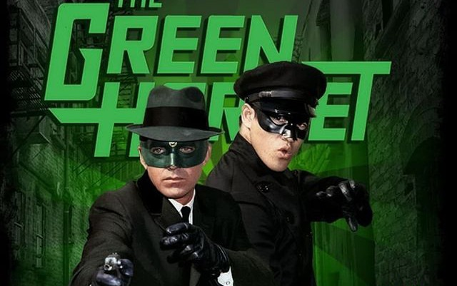 The Green Hornet big screen reboot in the works