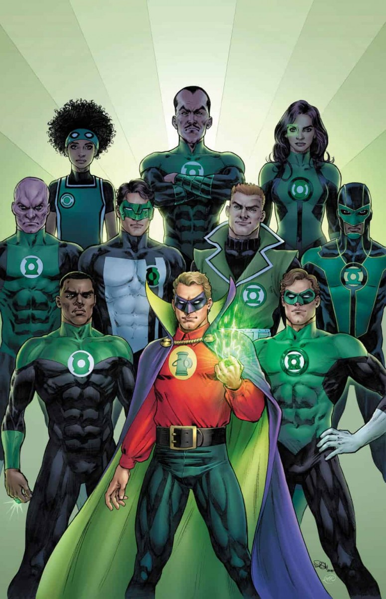 DC announces Green Lantern 80th Anniversary 100-Page Super Spectacular