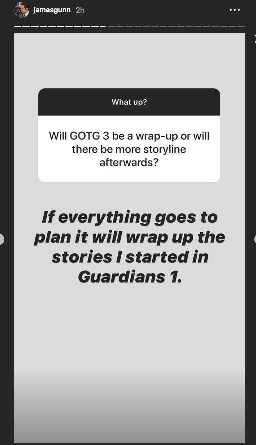 james-gunn-guardians-3-instagram
