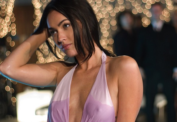 Megan Fox is heading to outer space for suspense thriller Aurora