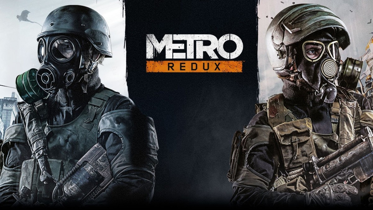 Video Game Review – Metro Redux on Nintendo Switch