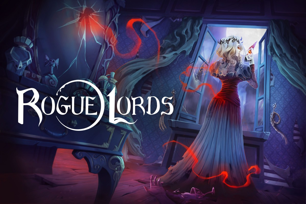 Cyanide announces new rogue-like turn-based game Rogue Lords - Flickering Myth