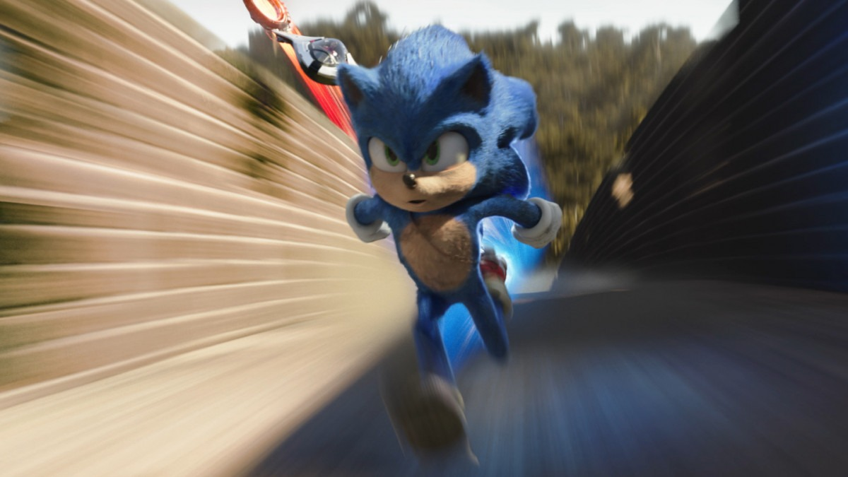 Movie Review Sonic The Hedgehog 2020