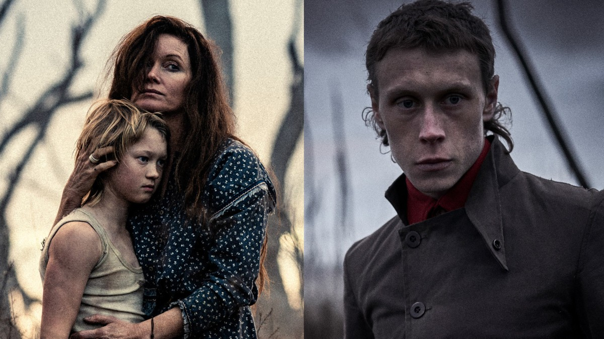 Exclusive Interview – True History of the Kelly Gang stars George MacKay and Essie Davis on telling an iconic story