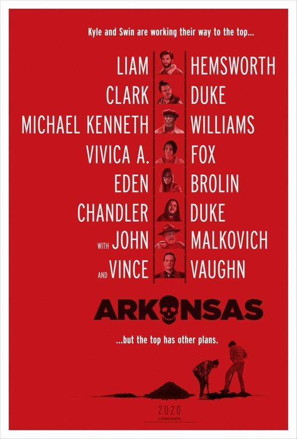 Arkansas-poster