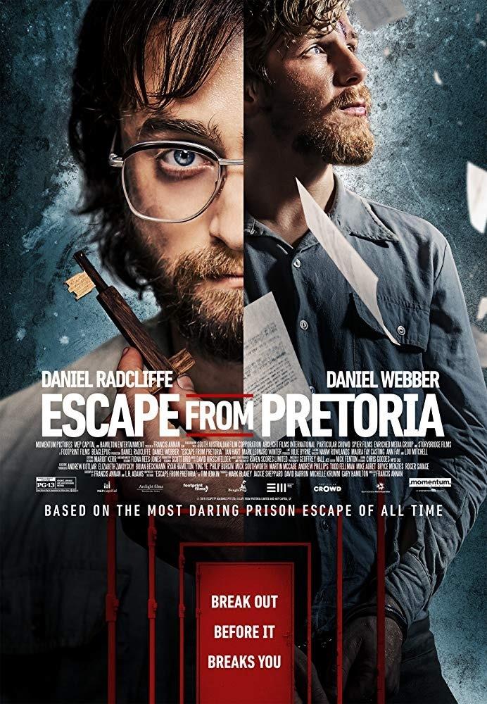 فيلم Escape from Pretoria 2020 مترجم