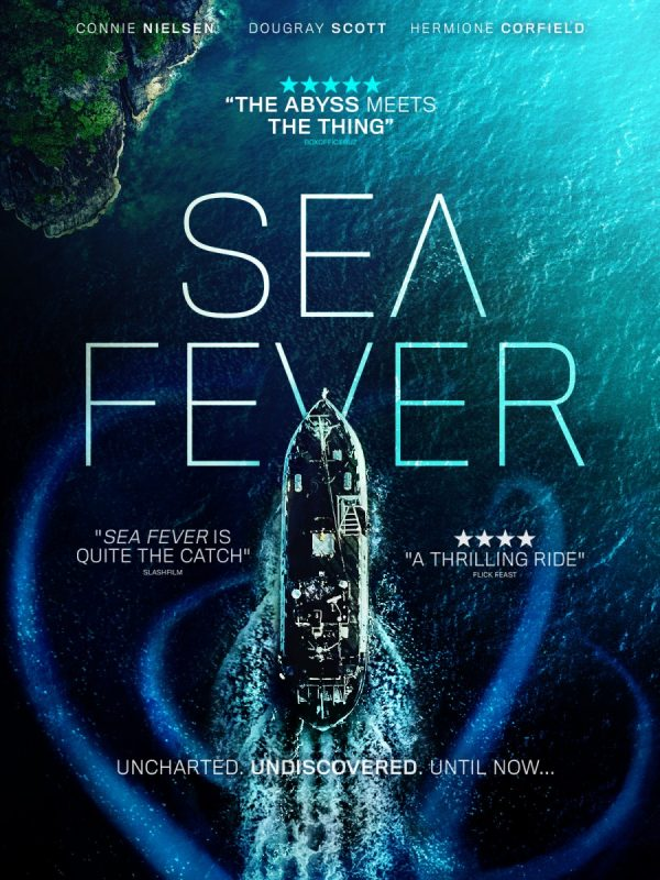 Movie Review - Sea Fever (2019)