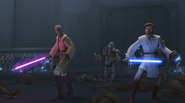 Promo Images And Clip From Star Wars The Clone Wars Season 7 Episode 4 Unfinished Business