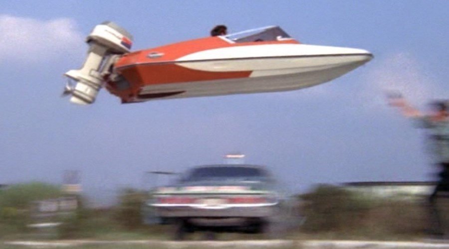The Top 10 Bond Stunts