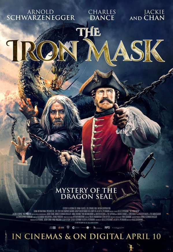 Movie Review - The Iron Mask (2020)