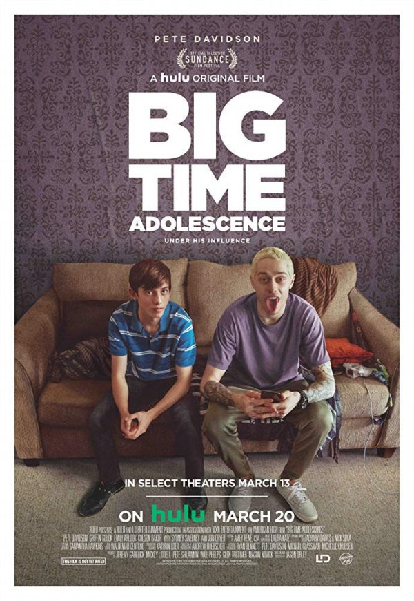 Big Time Adolescence Online Subtitrat In Romana