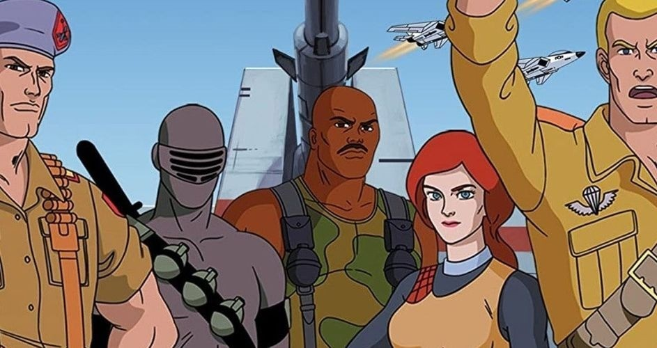 Hasbro releases 15 episodes of G.I. Joe: A Real American Hero for free on YouTube
