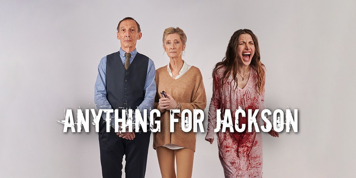 Horror film Anything For Jackson wraps production