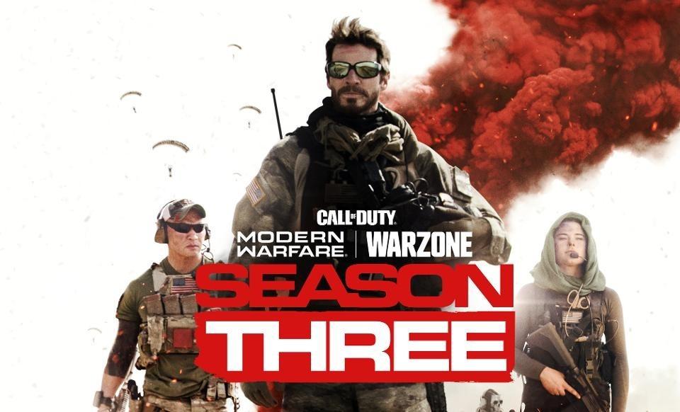Call of Duty: Modern Warfare season 3 launches across all ...