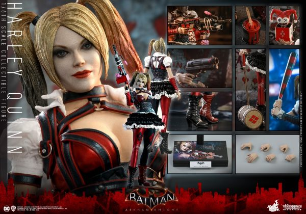 Hot-Toys-Batman-Arkham-Knight-Harley-Quinn-PR18-600x420