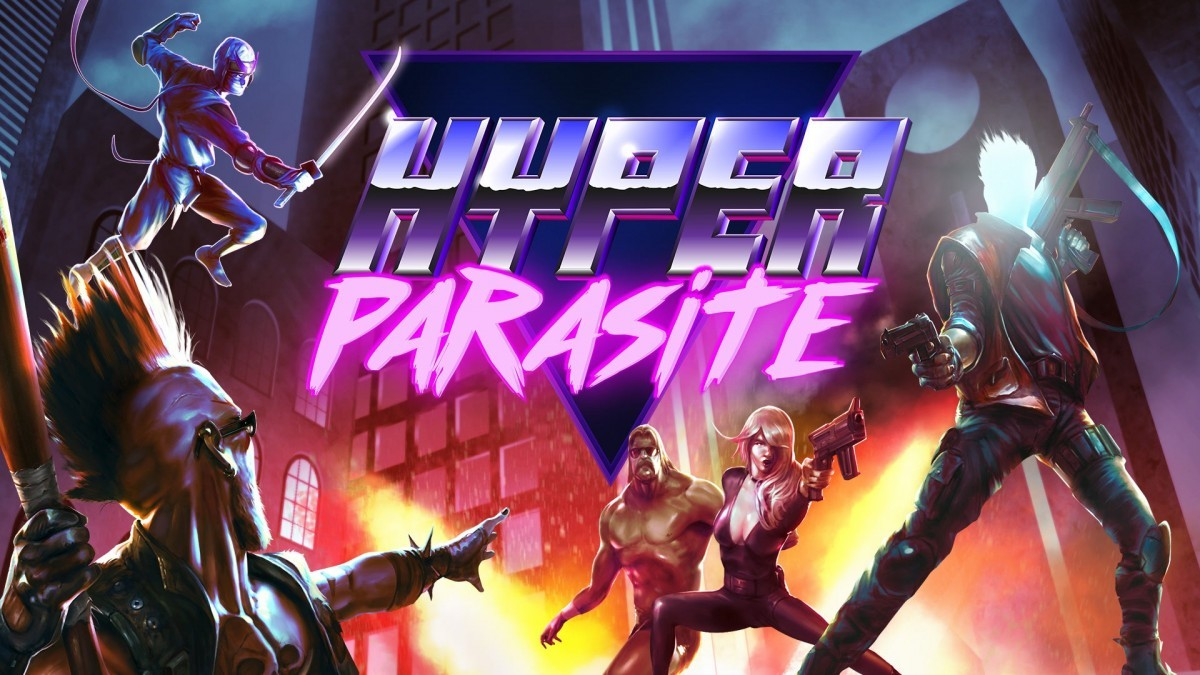 Rogue-lite HyperParasite available now on PC and consoles