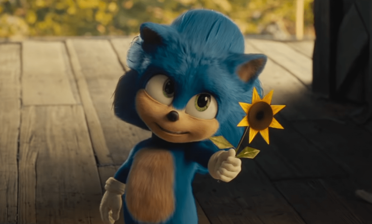 Watch The First 8 Minutes Of The Sonic The Hedgehog Movie