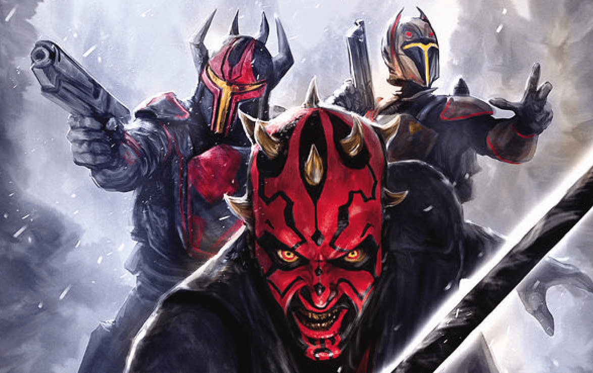 Star Wars: Road to the Siege of Mandalore