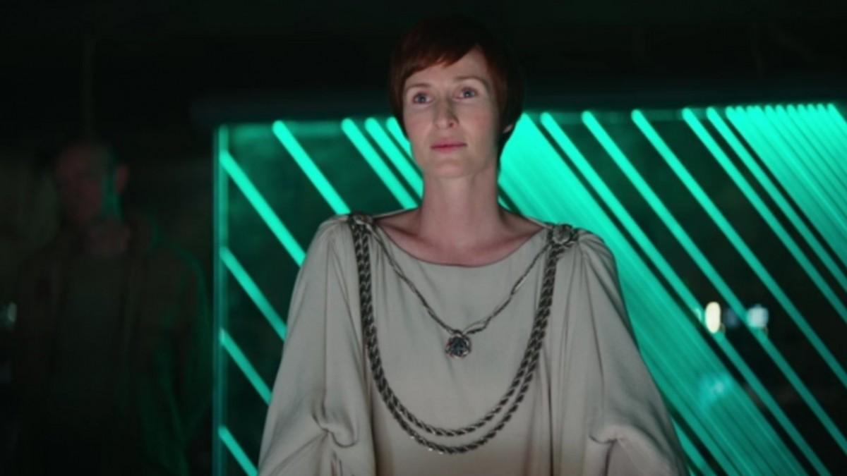 Cassian Andor Star Wars series casts Genevieve O'Reilly and Denise Gough
