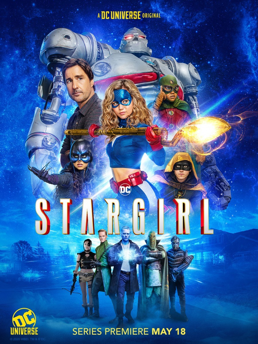 DCs Stargirl finds a new home for season 2