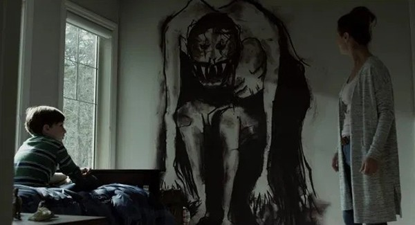 Imaginary Friend Horror Z Gets A Poster And Trailer