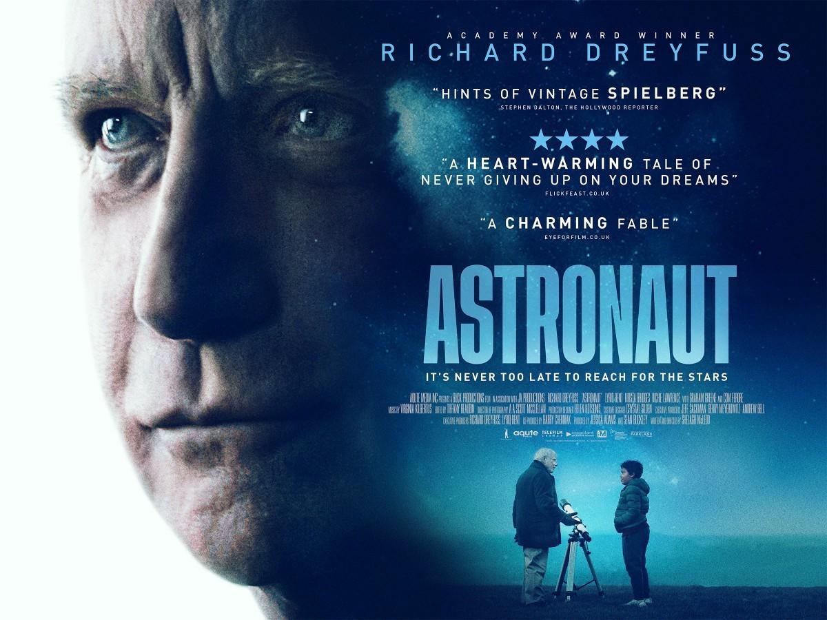 Movie Review - Astronaut (2019)
