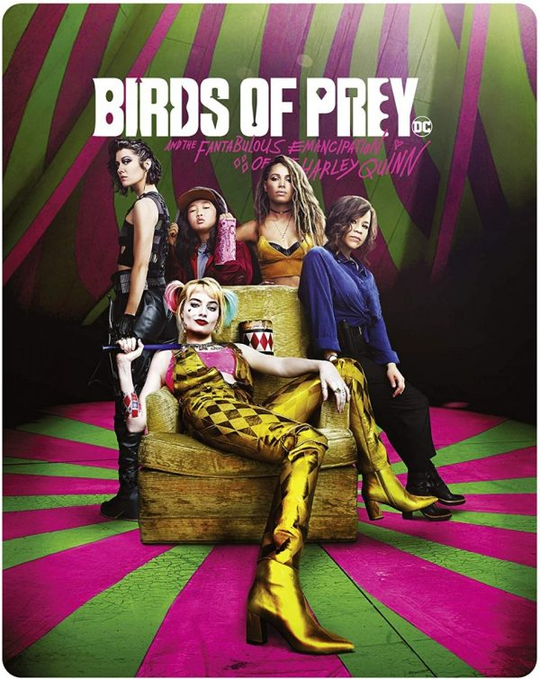 Birds Of Prey 4k Ultra Hd Blu Ray And Dvd Details And Special Features Revealed