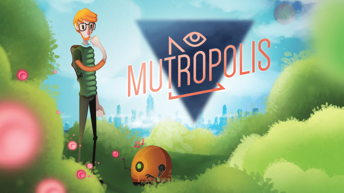 Sci-fi adventure Mutropolis coming to Steam later this year