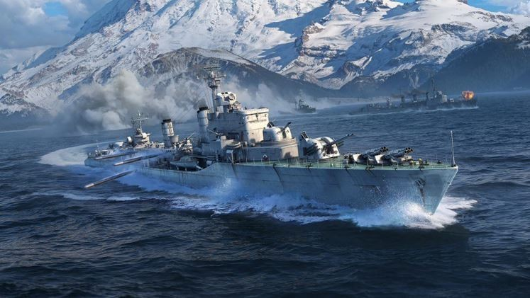 Update 0 9 3 Arrives For World Of Warships