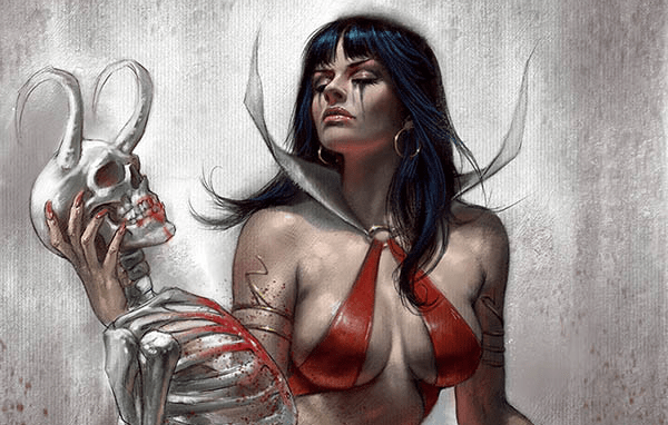 Vampirella #13 variant covers revealed by Dynamite
