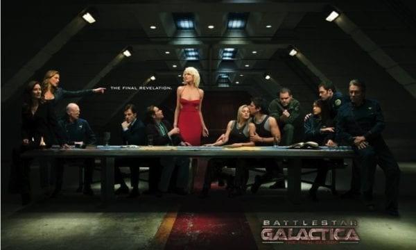 Battlestar Galactica reboot finds its showrunner