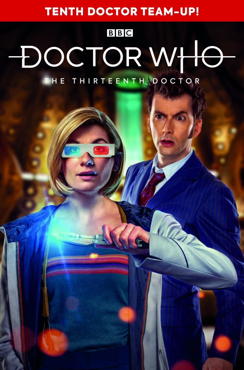 Comic Book Review – Doctor Who: The Thirteenth Doctor – Year 2 #4