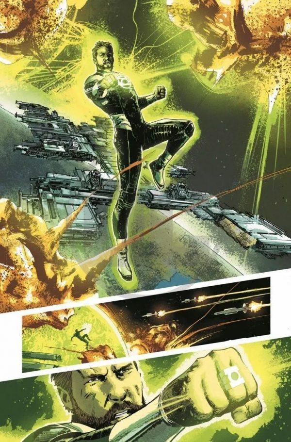 Green-Lantern-Earth-One-Volume-2-Preview-1-600x911