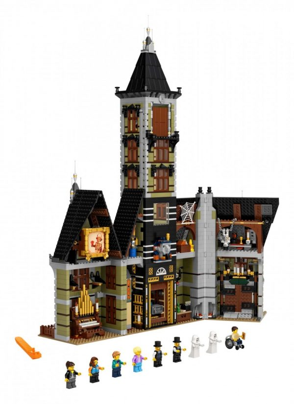 LEGO-Fairground-Collection-Haunted-House-10273-3-scaled-1-600x825