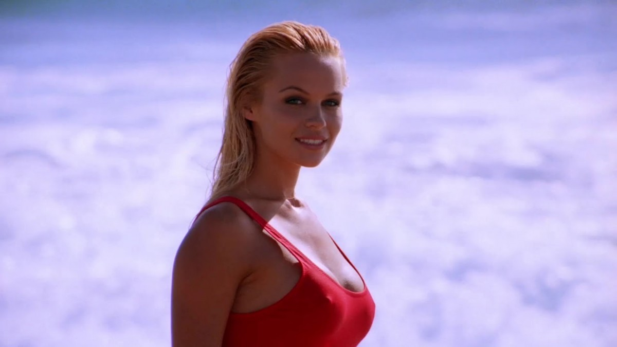 The Most Alluring Baywatch Stars of All Time