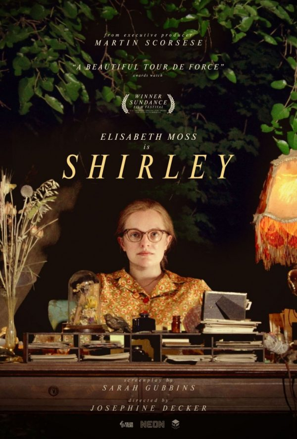 Movie Review - Shirley (2020)