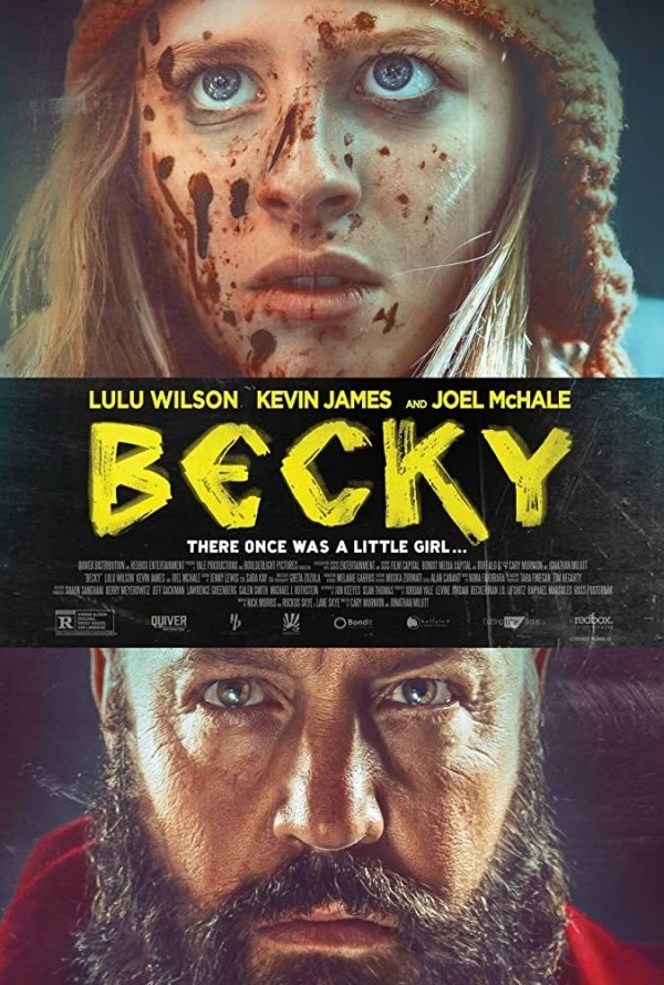 Movie Review - Becky (2020)
