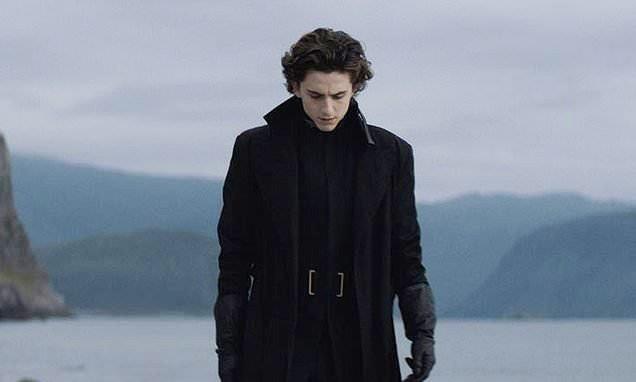Dune director heaps praise on star Timothée Chalamet