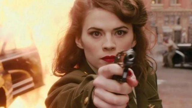 Hayley Atwell shows off her Mission: Impossible 7 physique with workout photo