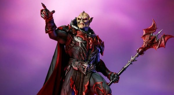 She-Ra villain Hordak joins Tweeterhead's Masters of the Universe collection