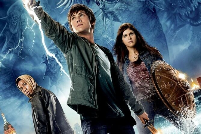 Percy Jackson creator says Disney+ series may be 2 years away