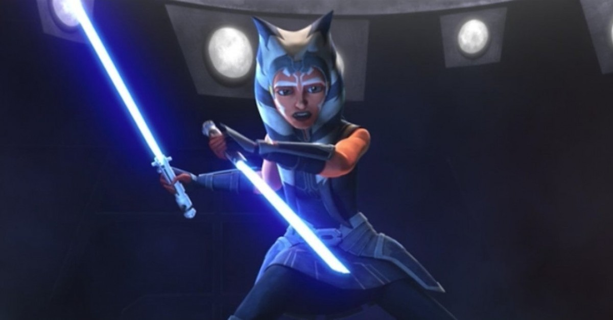 Star Wars The Clone Wars Ashley Eckstein Gives Advice To Next Ahsoka Actress
